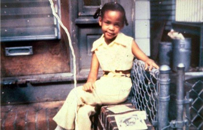 Уитни Хьюстон в детстве | Фото: uznayvse.ru