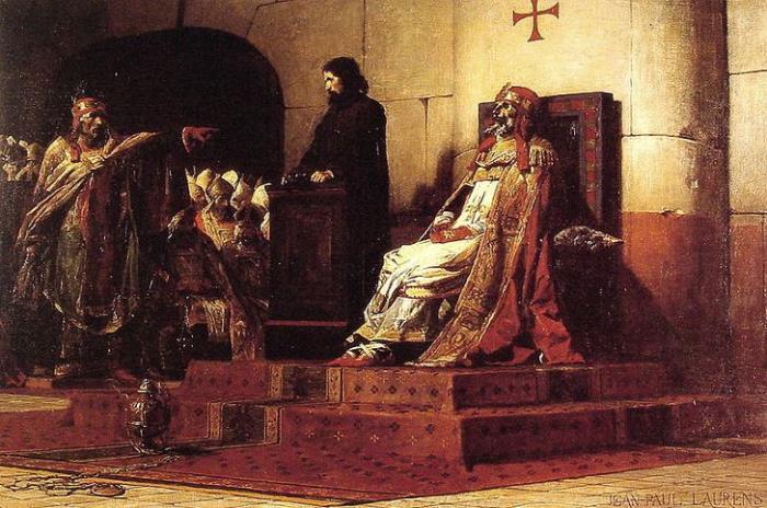 Трупный синод Папы Стефана VI