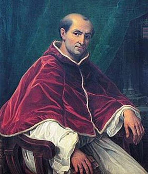 Климент V продавал церковные саны и должности