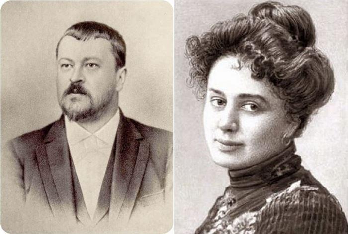 Савва Морозов и Мария Андреева | Фото: kp.ru