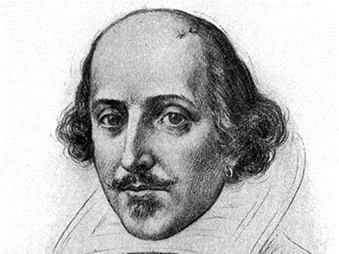 Уильям Шекспир. Портрет, найденный в частной коллекции