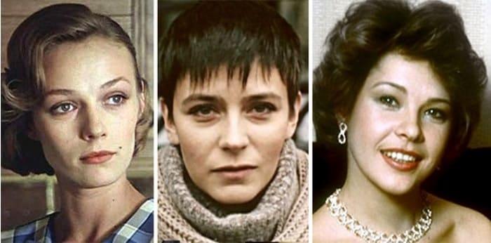 Актрисы, претендовавшие на роль Ольги: Наталья Андрейченко, Елена Сафонова и Татьяна Догилева | Фото: hsmedia.ru