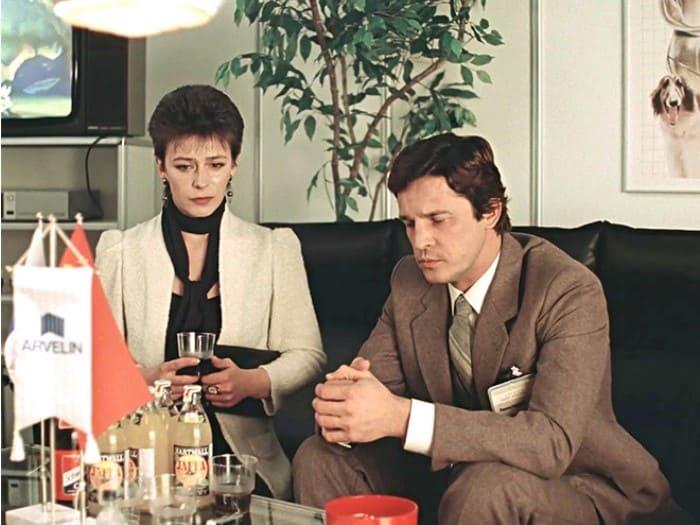 Кадр из фильма *Зимняя вишня*, 1985 | Фото: kino-teatr.ru