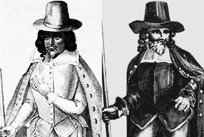 Главный охотник на ведьм в Англии Мэтью Хопкинс