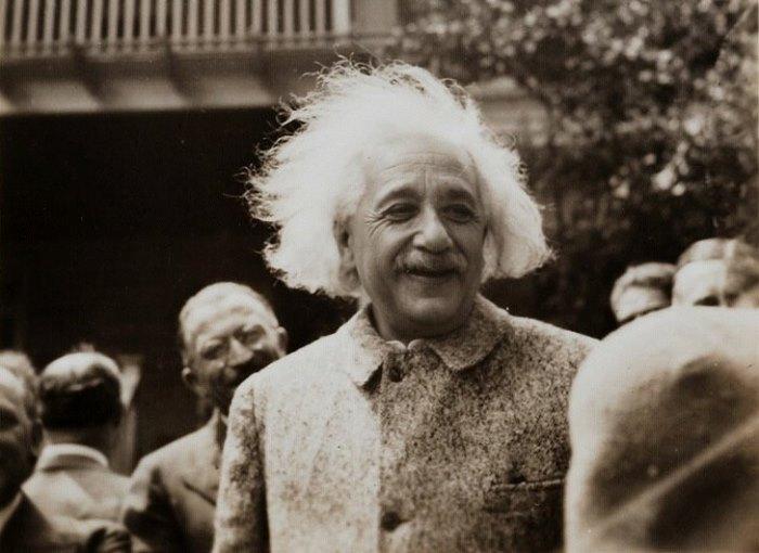 Альберт Эйнштейн | Фото: photochronograph.ru