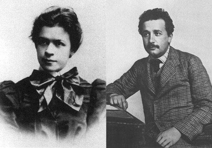 Милева Марич и Альберт Эйнштейн | Фото: photochronograph.ru