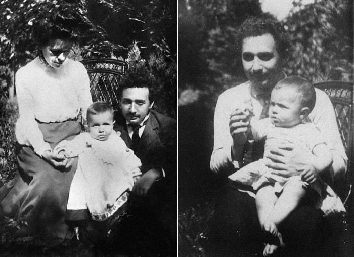 Альберт Эйнштейн со своей первой семьей | Фото: artfulliving.com.tr и photochronograph.ru