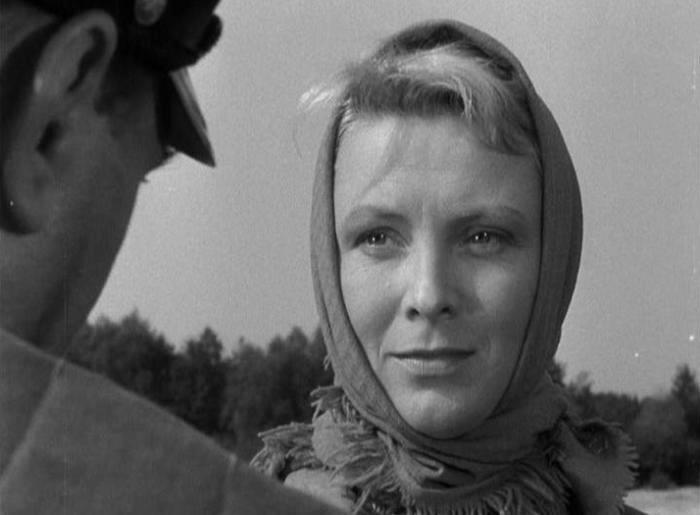 Вия Артмане в фильме *Родная кровь*, 1963 | Фото: kino-teatr.ru