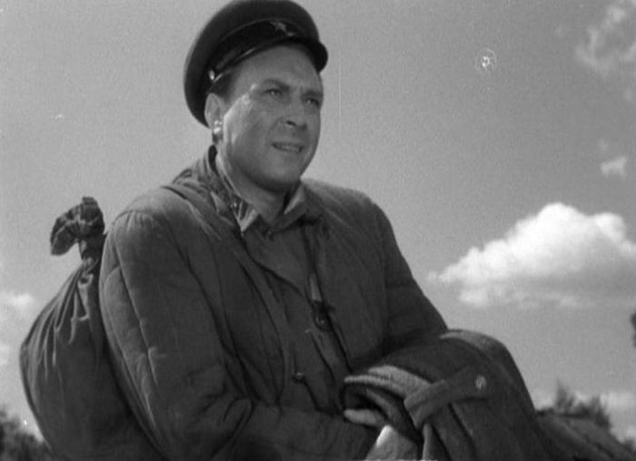 Евгений Матвеев в фильме *Родная кровь*, 1963 | Фото: kino-teatr.ru