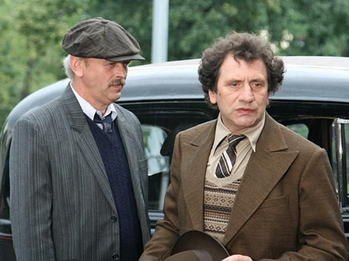 Кадр из сериала *Вольф Мессинг: видевший сквозь время*, 2009 | Фото: kino-teatr.ruг