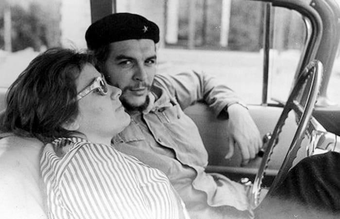 Че Гевара и его вторая жена Алеида Марч | Фото: istpravda.ru