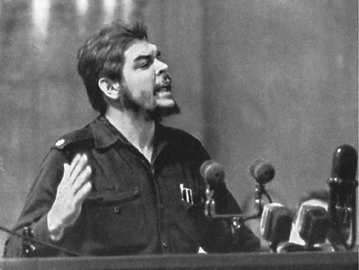Че Гевара | Фото: liveinternet.ru