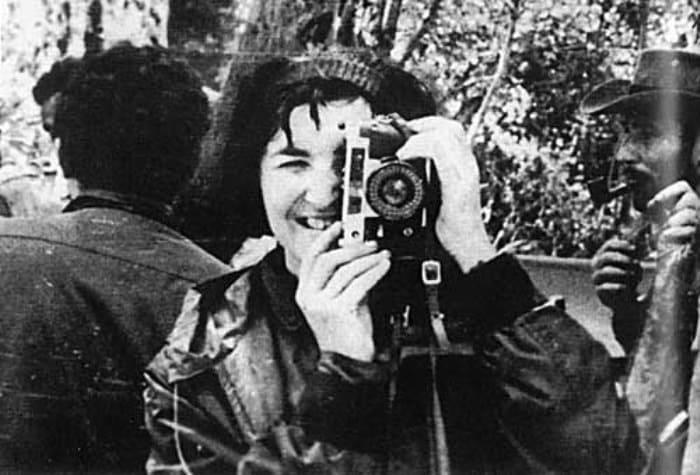 Тамара Бунке, она же партизанка Таня | Фото: sekretmira.ru