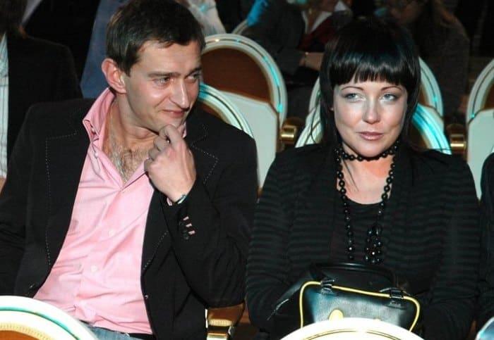 Константин Хабенский и Анастасия Смирнова | Фото: bez-makiyazha.ru
