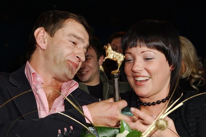 Актер с первой женой | Фото: 24smi.org