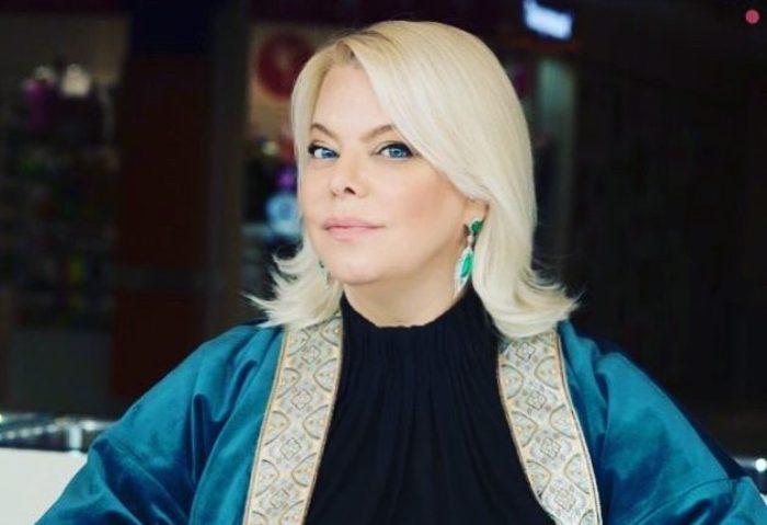 Актриса и телеведущая Яна Поплавская | Фото: teleprogramma.pro