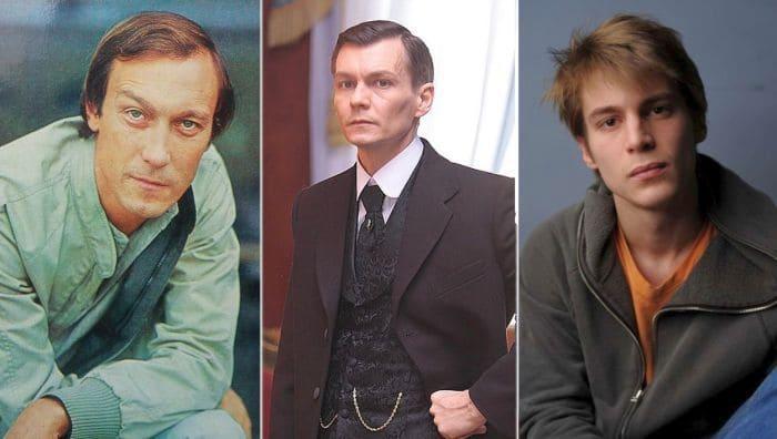 Олег, Филипп и Иван Янковские | Фото: liveinternet.ru