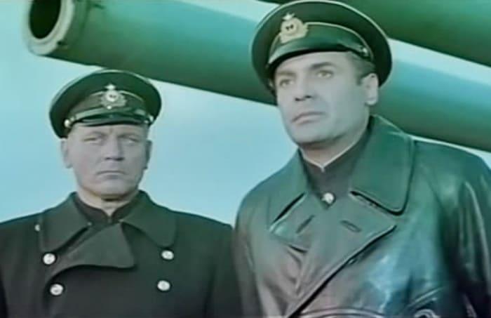 Кадр из фильма *Море в огне*, 1970   Фото: kino-teatr.ru