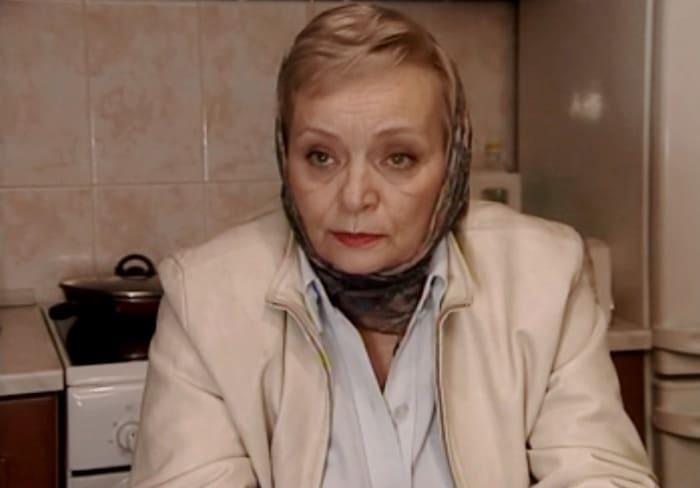 Валентина Лысенко в сериале *Кодекс чести-3*, 2006 | Фото: kino-teatr.ru
