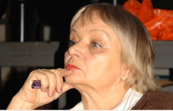Актриса, режиссер, педагог Валентина Николаенко | Фото: kino-teatr.ru
