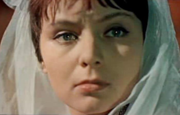 Валентина Лысенко в роли Яринки | Фото: kino-teatr.ru