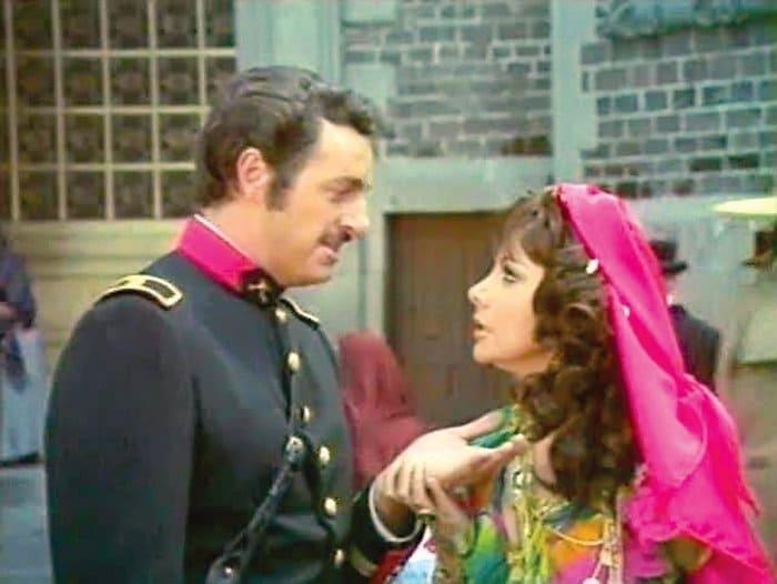 Кадр из фильма *Есения*, 1971 | Фото: sb.by