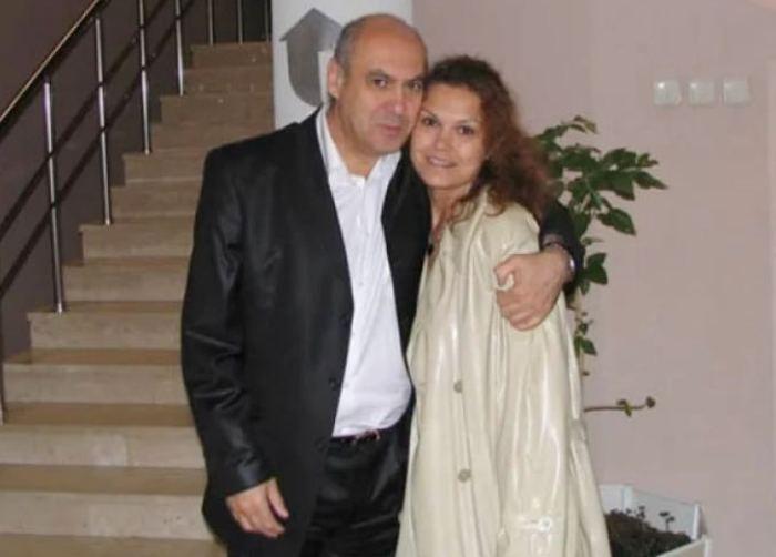 Ян Арлазоров с дочерью Аленой | Фото: pic-words.com