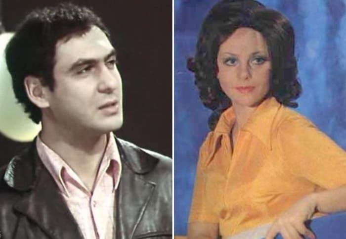 Ян Арлазоров и Ёла Санько в молодости | Фото: kino-teatr.ru