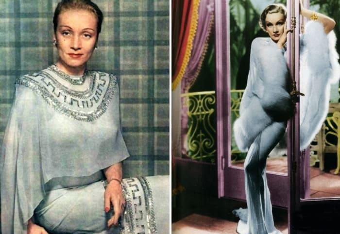Знаменитая немецкая и американская актриса Марлен Дитрих | Фото: kino-teatr.ru