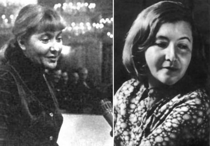 Советская поэтесса Юлия Друнина   Фото: drunina.ru