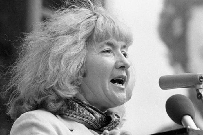 Советская поэтесса Юлия Друнина   Фото: kp.kg