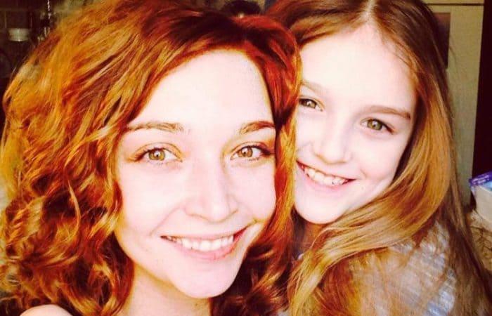 Актриса с дочерью | Фото: darada.co
