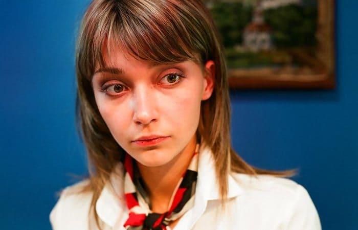 Юлия Маврина в фильме *Дочка*, 2008 | Фото: kino-teatr.ru