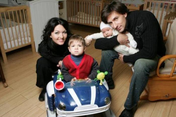 Актеры с детьми | Фото: biography-life.ru