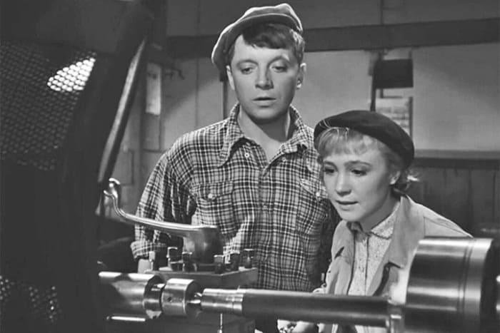 Кадр из фильма *Неподдающиеся*, 1959 | Фото: babr24.com