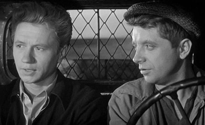 Кадр из фильма *Алешкина любовь*, 1960   Фото: babr24.com