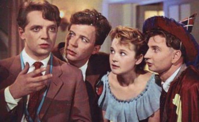 Кадр из фильма *Карнавальная ночь*, 1956   Фото: bulvar.com.ua