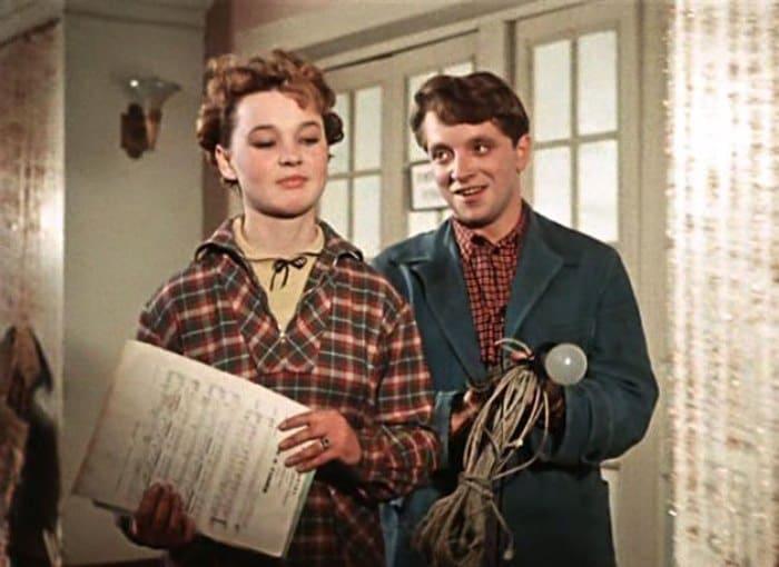 Кадр из фильма *Карнавальная ночь*, 1956   Фото: ruskino.ru