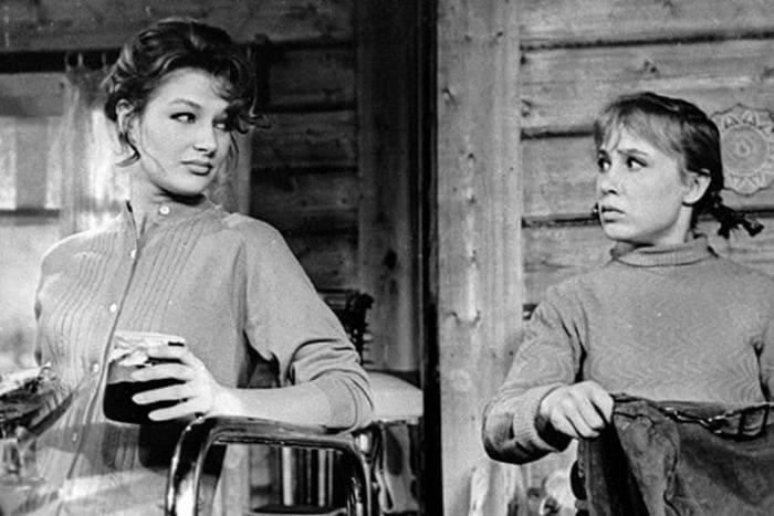 Кадр из фильма *Девчата*, 1961   Фото: 24smi.org