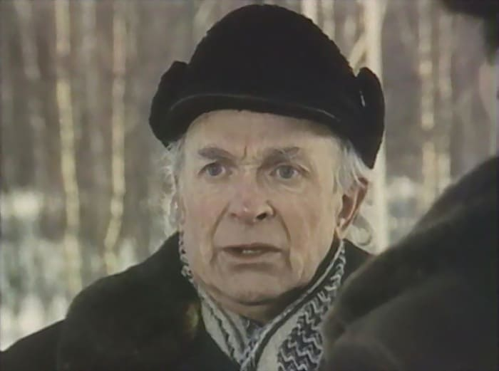 Кадр из фильма *Визит к Минотавру*, 1987 | Фото: kino-teatr.ru