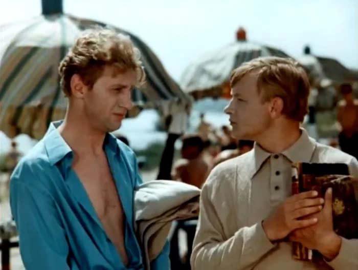 Кадр из фильма *Большая перемена*, 1972-1973 | Фото: stuki-druki.com