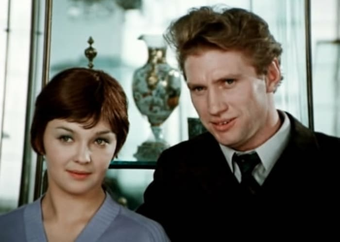 Кадр из фильма *Большая перемена*, 1972-1973 | Фото: subscribe.ru