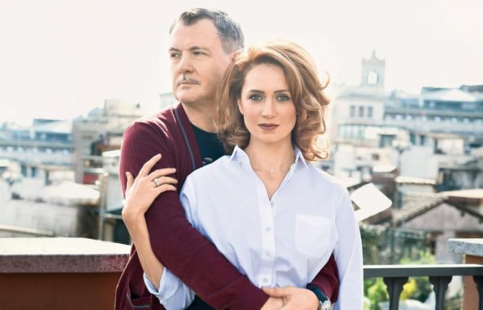 Юрий Мороз и Виктория Исакова | Фото: bez-makiyazha.ru