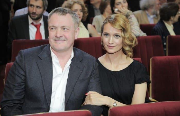 Юрий Мороз и Виктория Исакова | Фото: starhit.ru