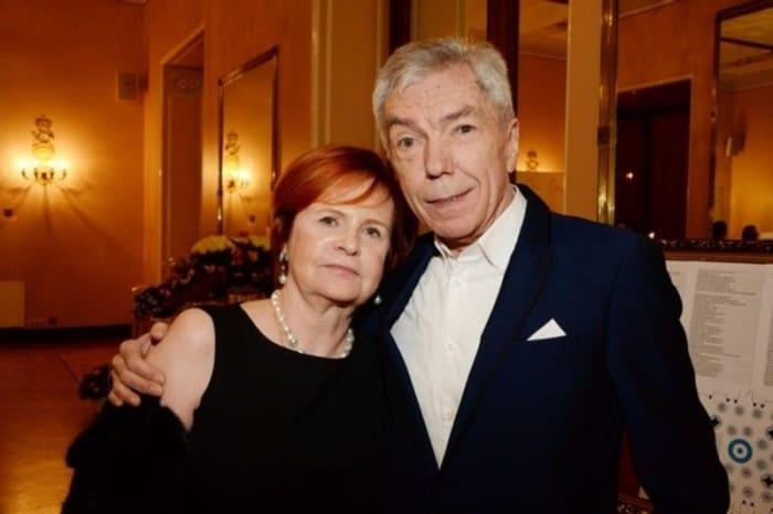 Юрий Николаев с женой Элеонорой | Фото: vokrug.tv