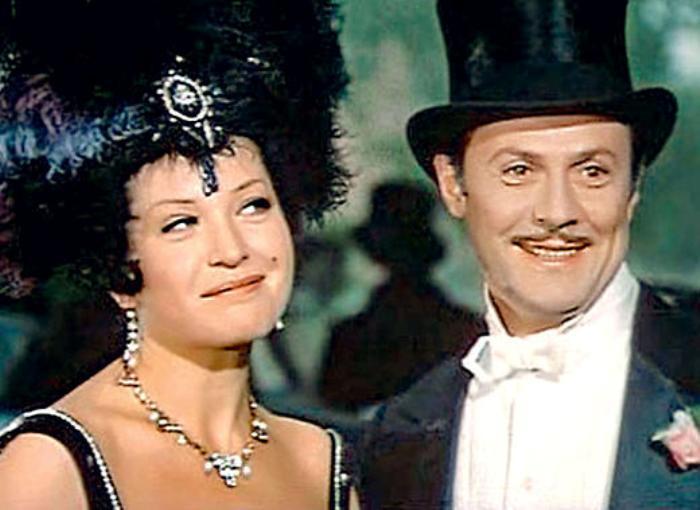 Кадр из фильма *Летучая мышь*, 1978 | Фото: 7days.ru
