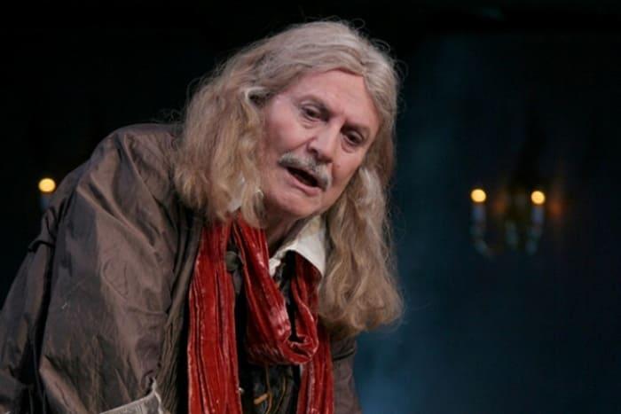 Юрий Соломин в театре | Фото: 24smi.org