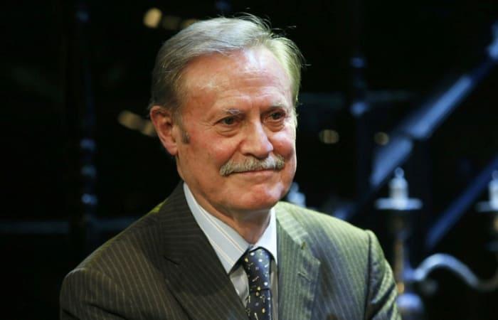 Народный артист СССР Юрий Соломин | Фото: kino-teatr.ru