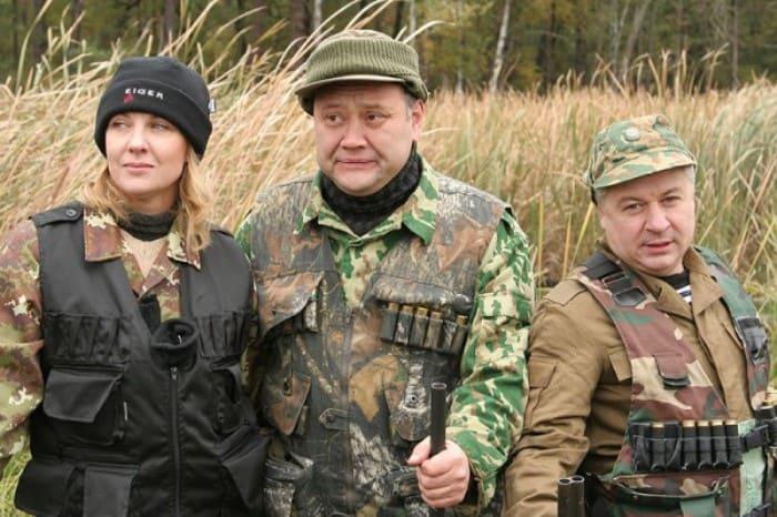 Кадр из фильма *Караси*, 2008   Фото: kino-teatr.ru