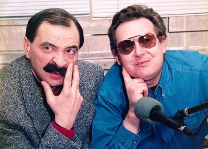 Илья Олейников и Юрий Стоянов   Фото: kino-teatr.ru